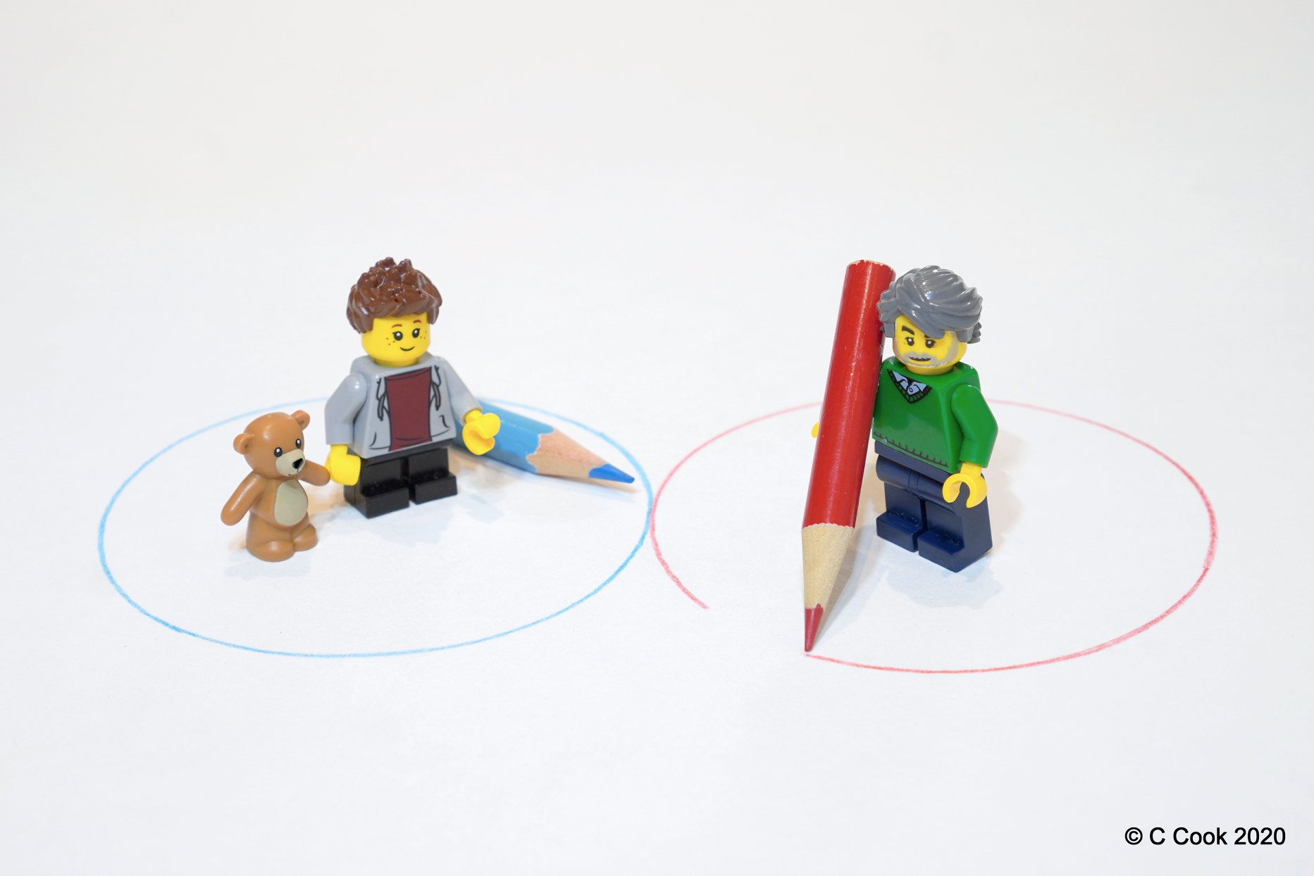 Lego social distancing