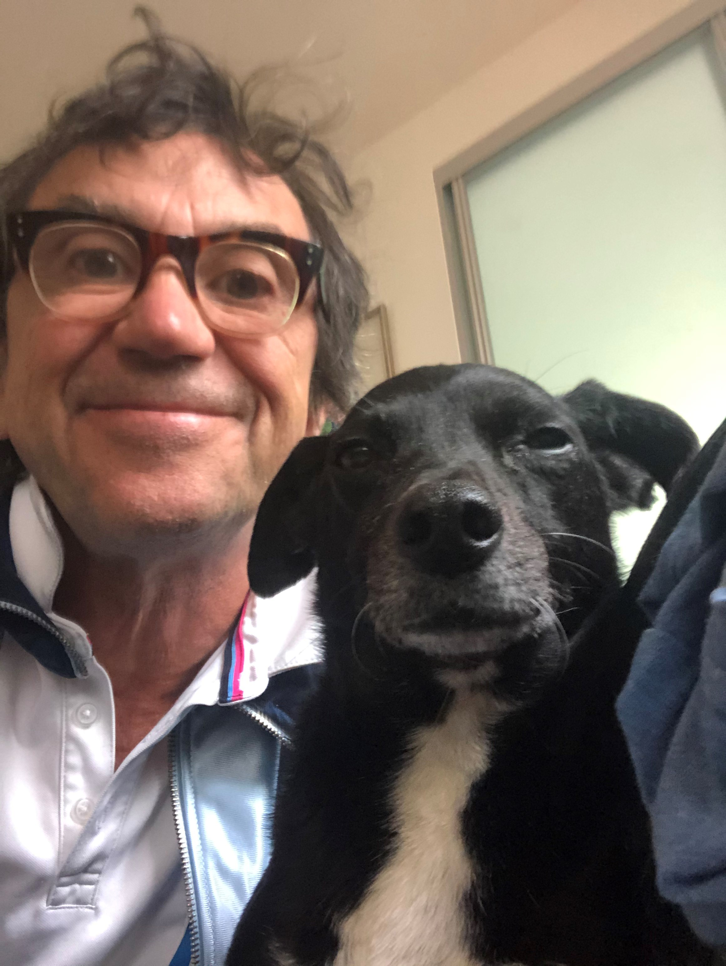 Phil Daniels and Chico