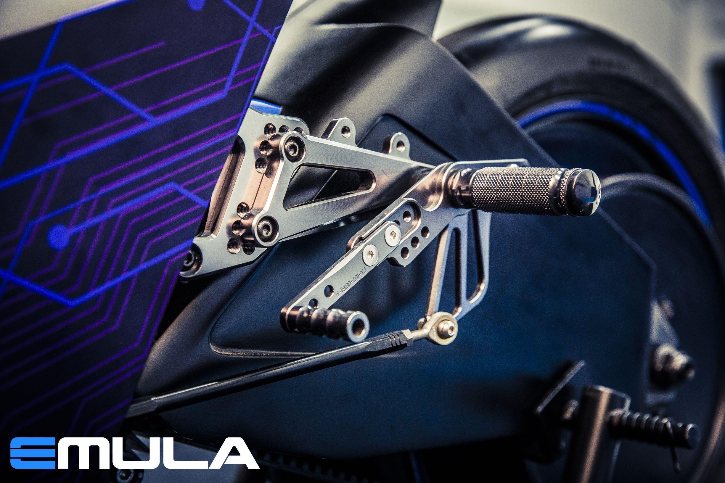 Emula gear selector