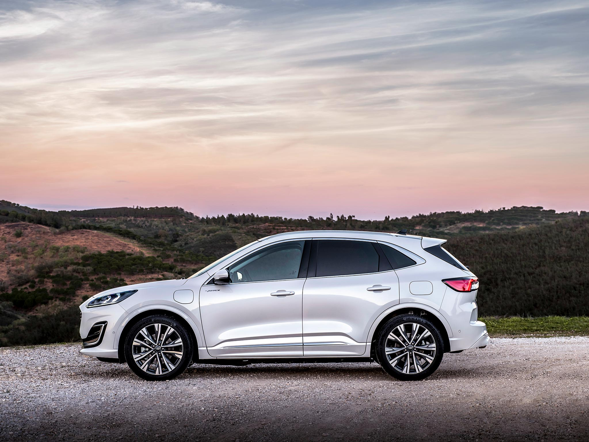 First Drive The Ford Kuga Phev Is A Handsome Suv That Has Its Downsides Shropshire Star