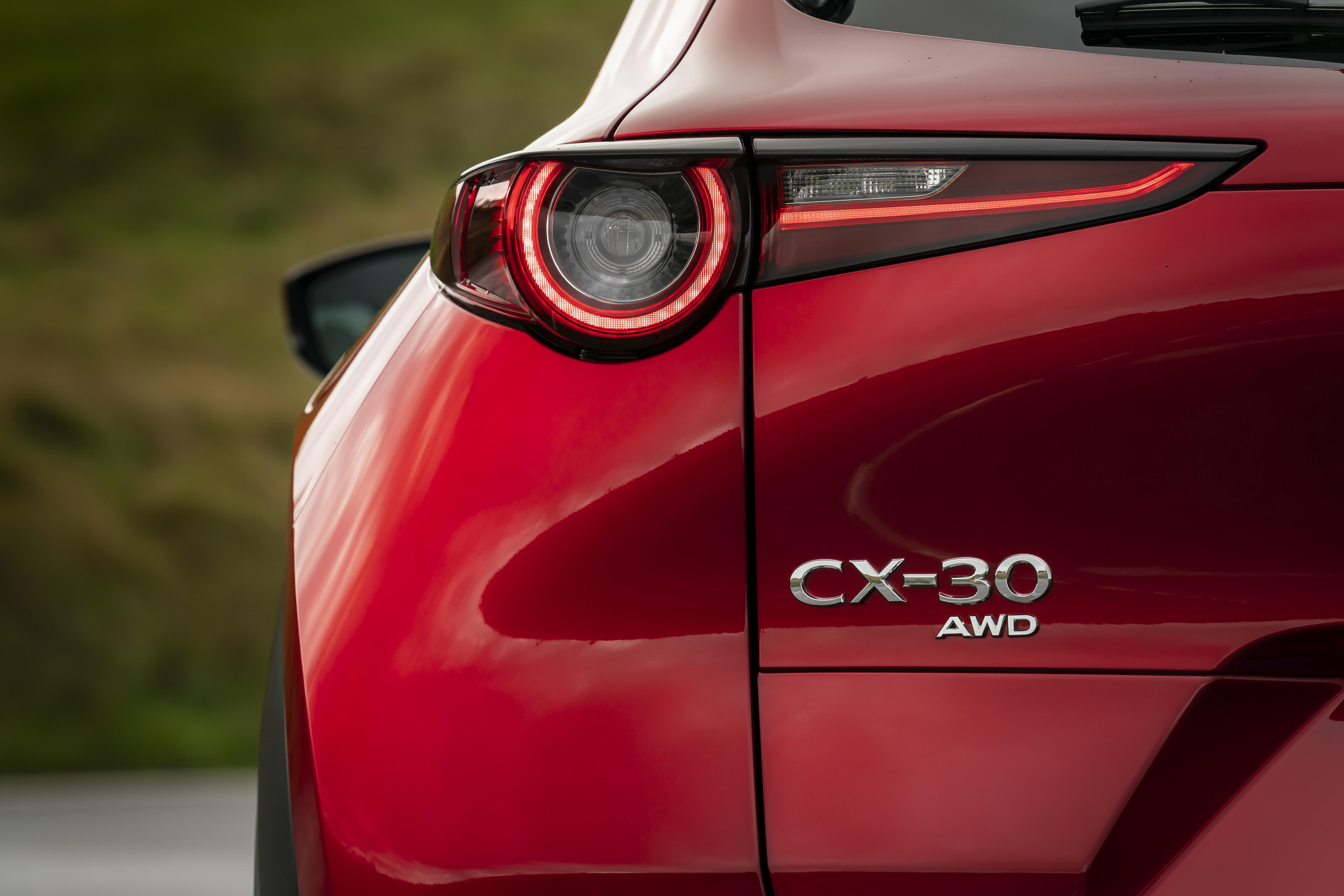 CX-30 detail