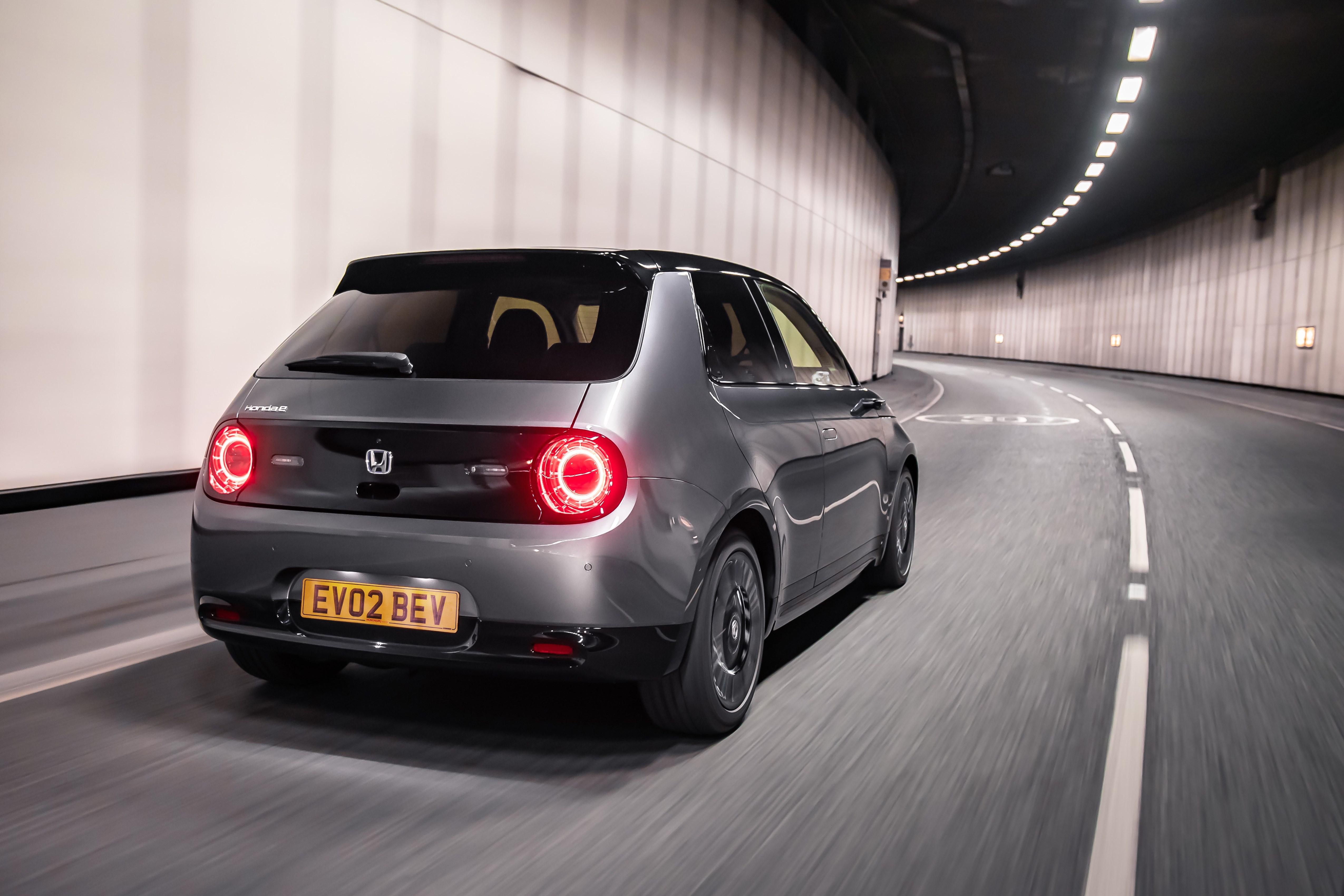 Honda e dynamic