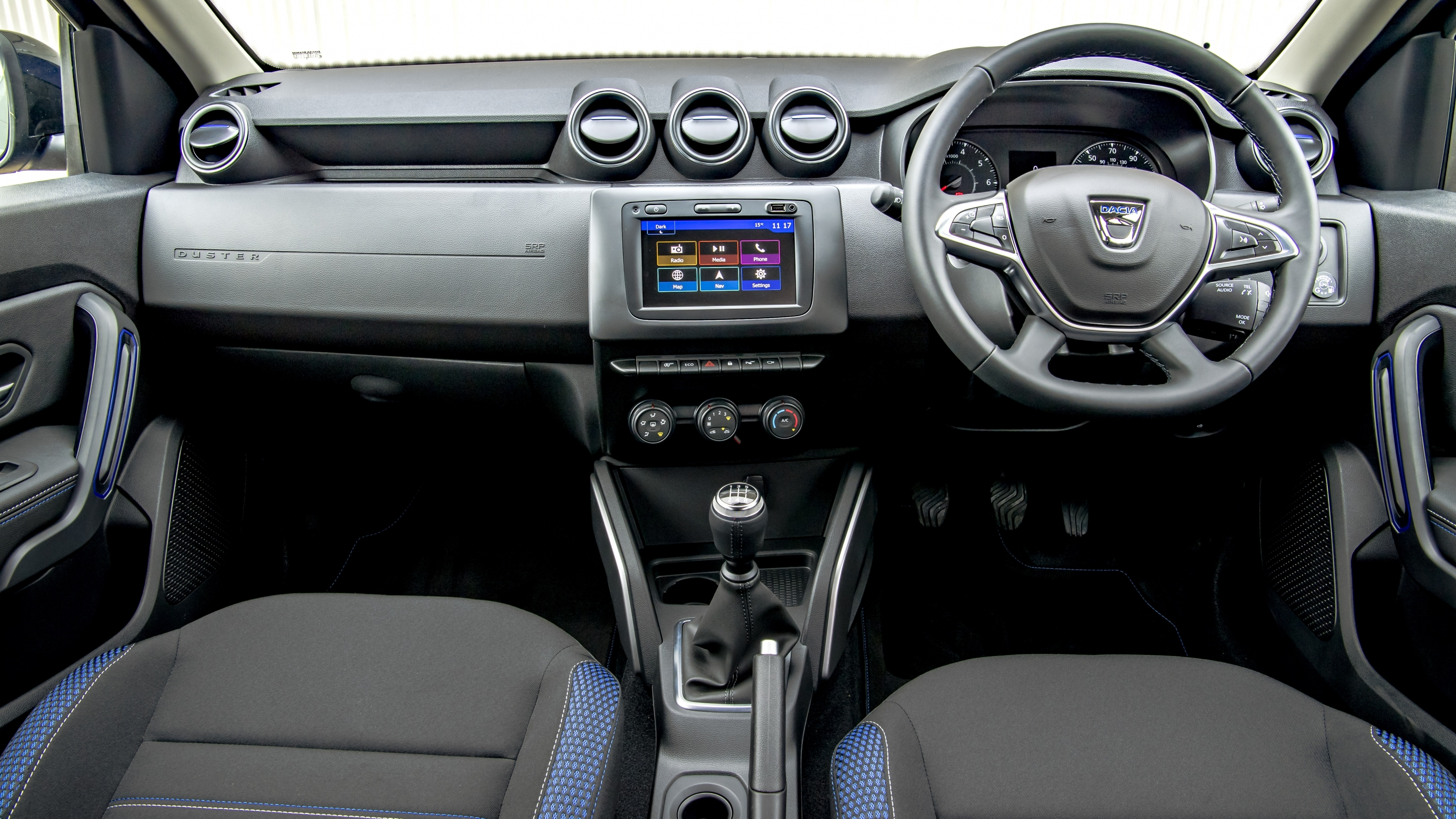 Dacia Duster bi-fuel