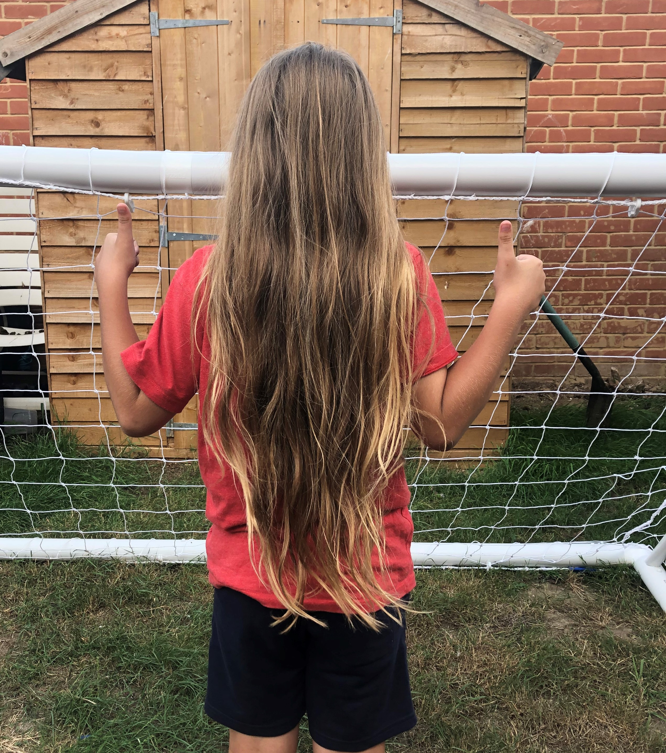 Boy Inspired By Gareth Bale S Long Hair Will Have First Ever Cut For Charity Express Star