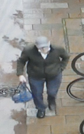 CCTV image of William Thom