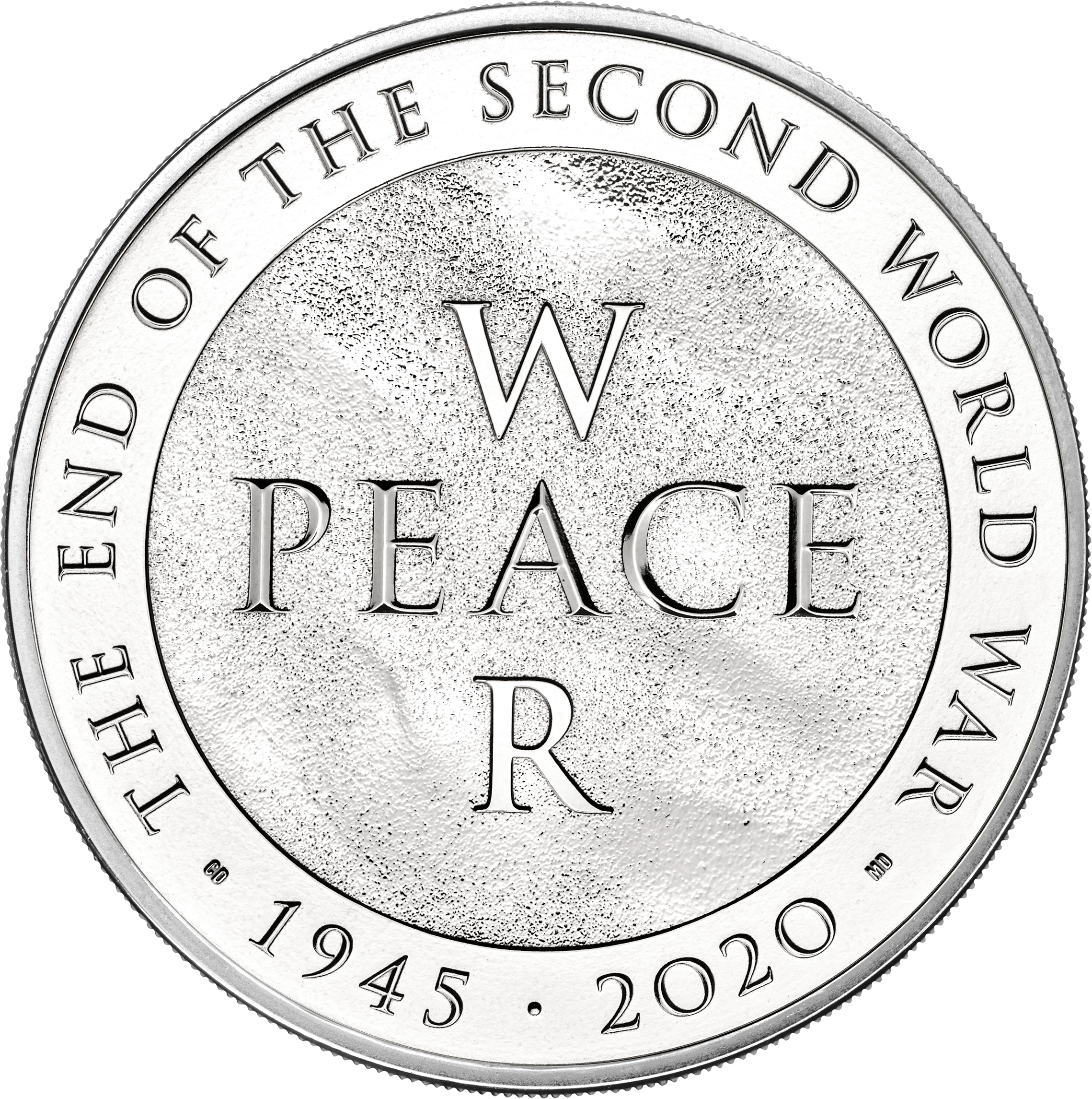 New coin to mark the 75th anniversary of the end of the Second World War
