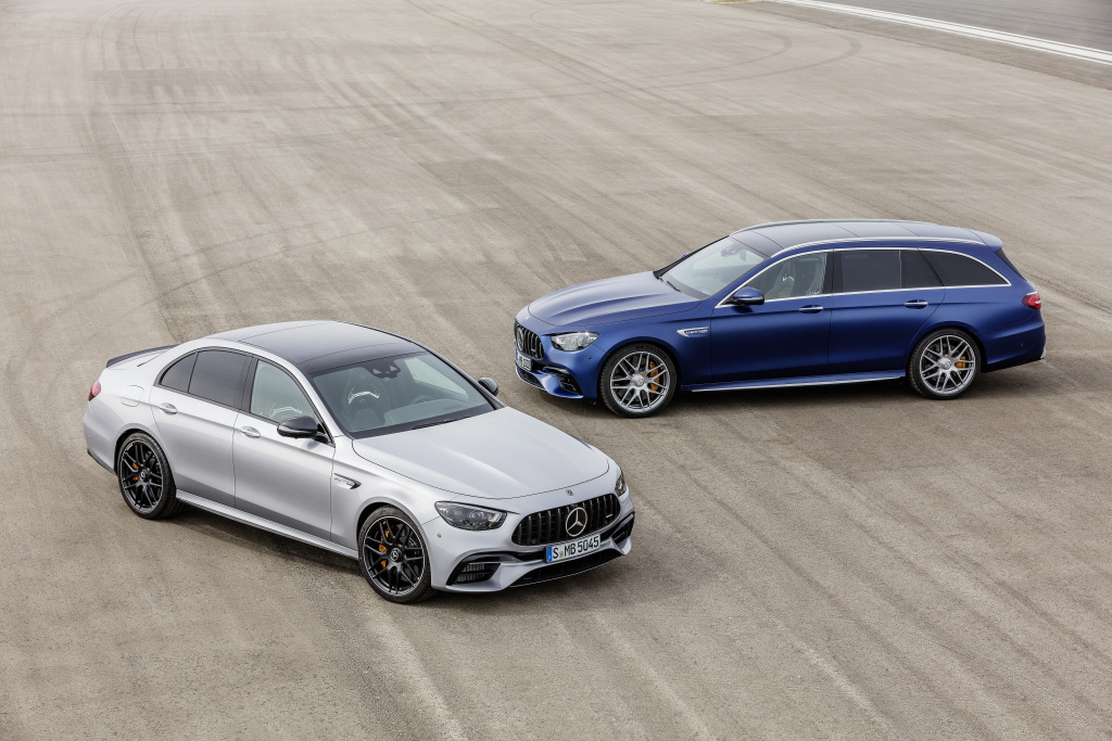 Mercedes-AMG E 63 S  LimousineMercedes-AMG E 63 S Sedan