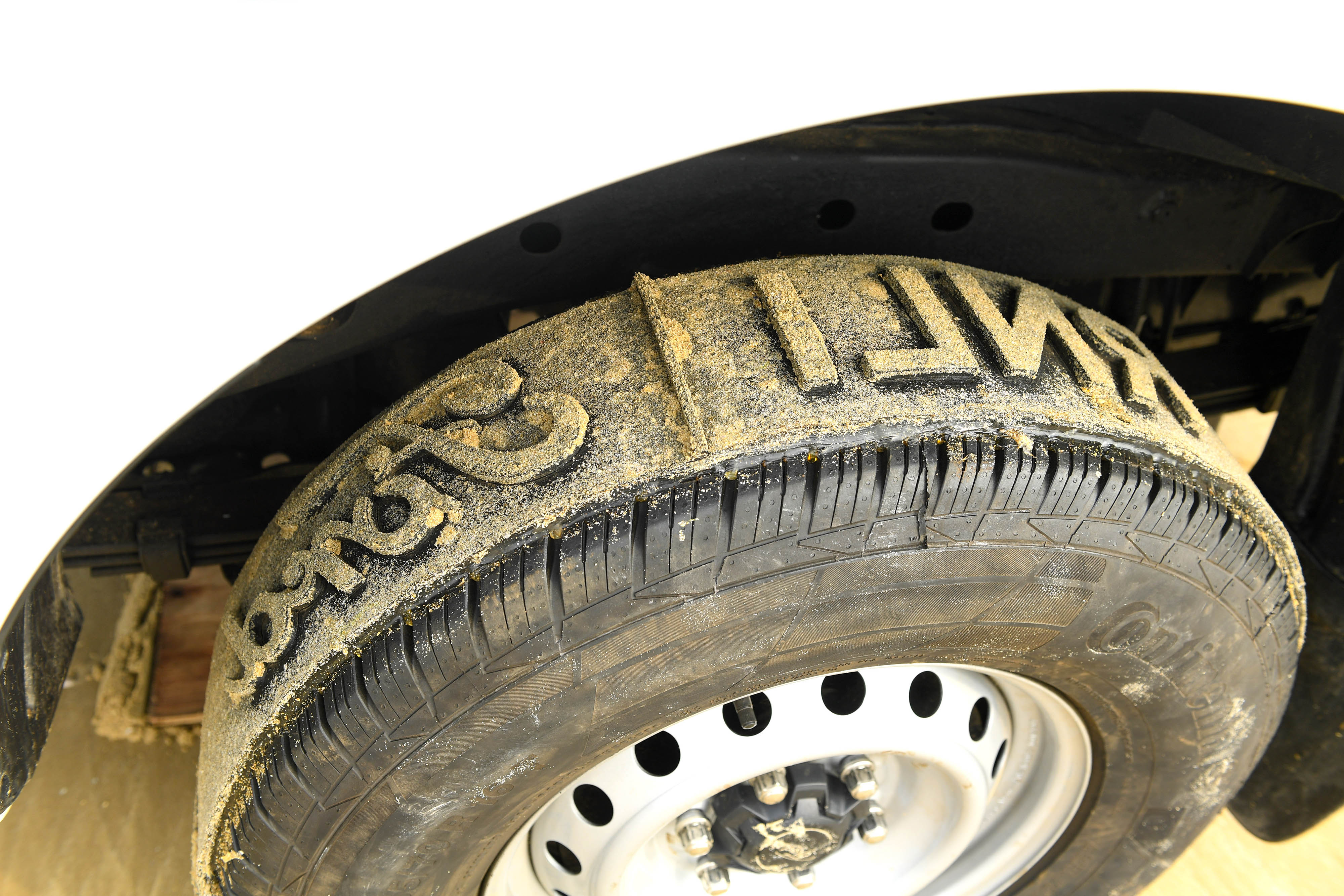 Tyre covers