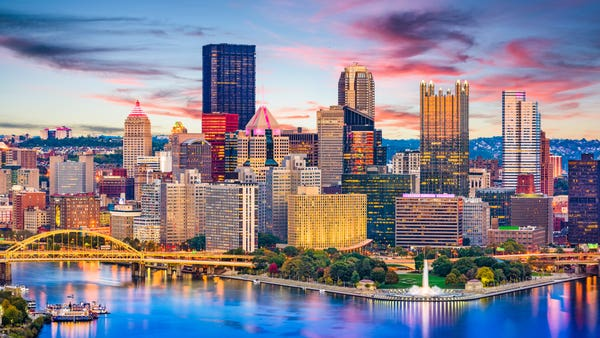 10 American cities you never knew got their names from Britain and Ireland