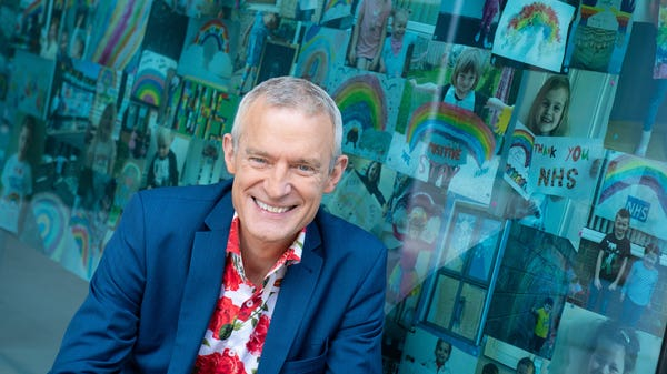 Jeremy Vine: 'I wanted to write one explosive sex scene'
