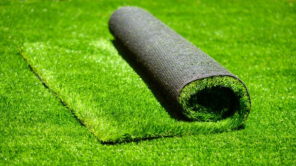 Would you have a fake lawn in your garden?