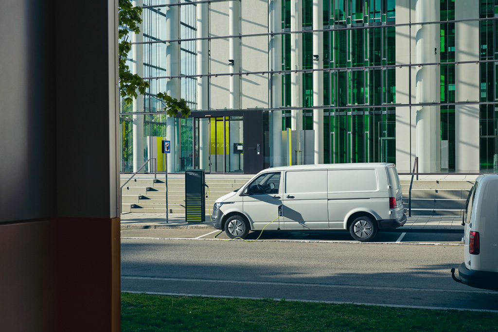 VW ABTe Transporter 6.1