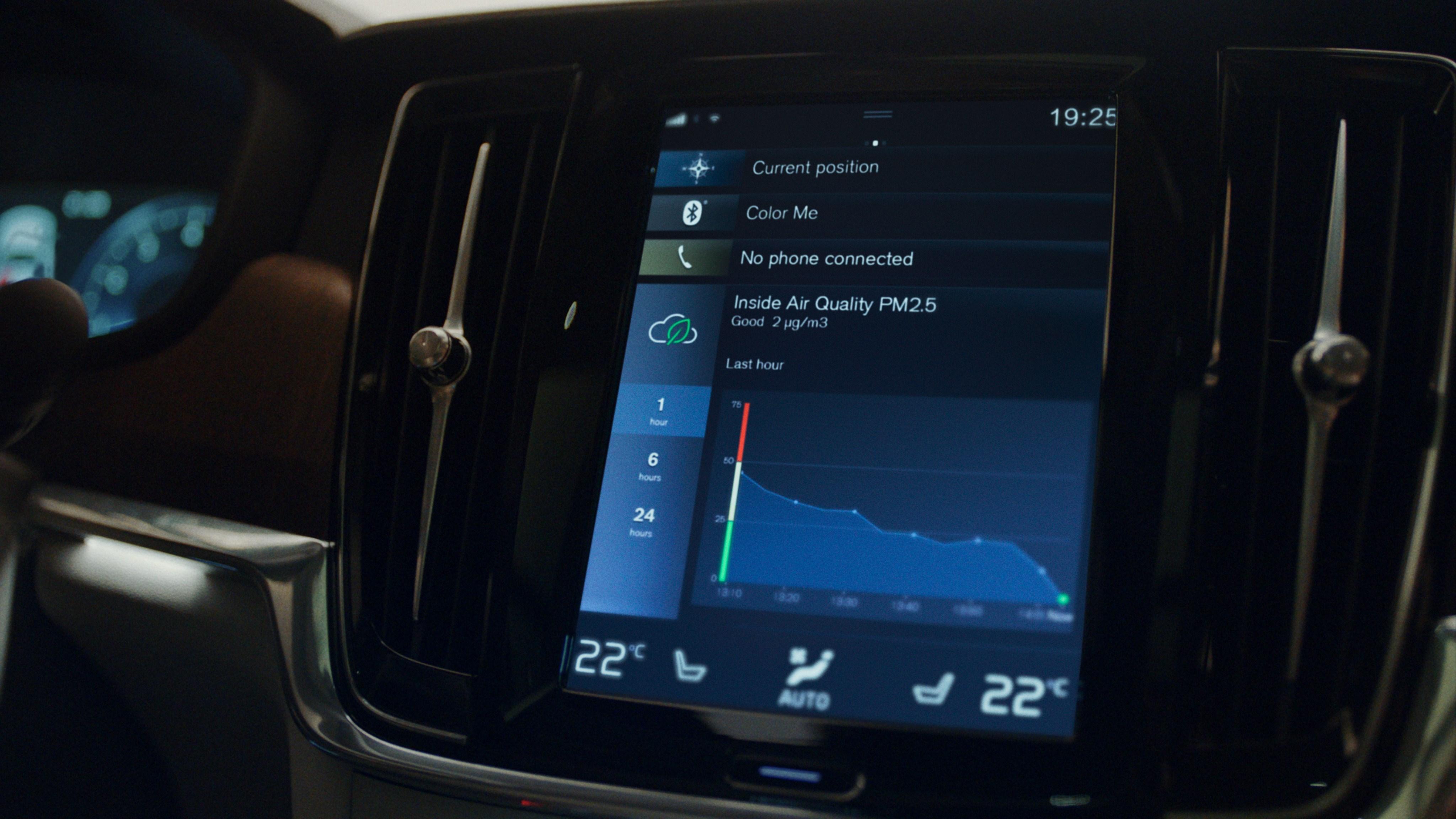 Volvo Cars Advanced Air Cleaner