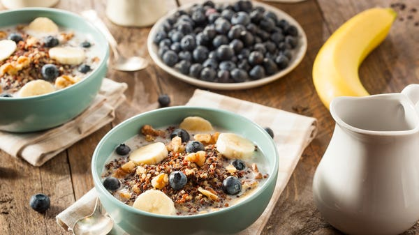 Breakfast: Is it the most important meal of the day? And other questions