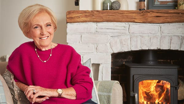 This is what happened when we tried recipes from Mary Berry's new cookbook, Simple Comforts