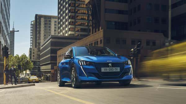 UK Drive: The Peugeot e-208 is a stylish EV with an impressive range