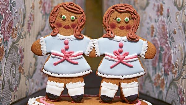 Halloween recipe: Gingerdead twins