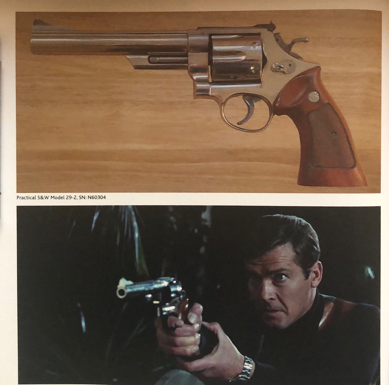 James Bond firearms burglary