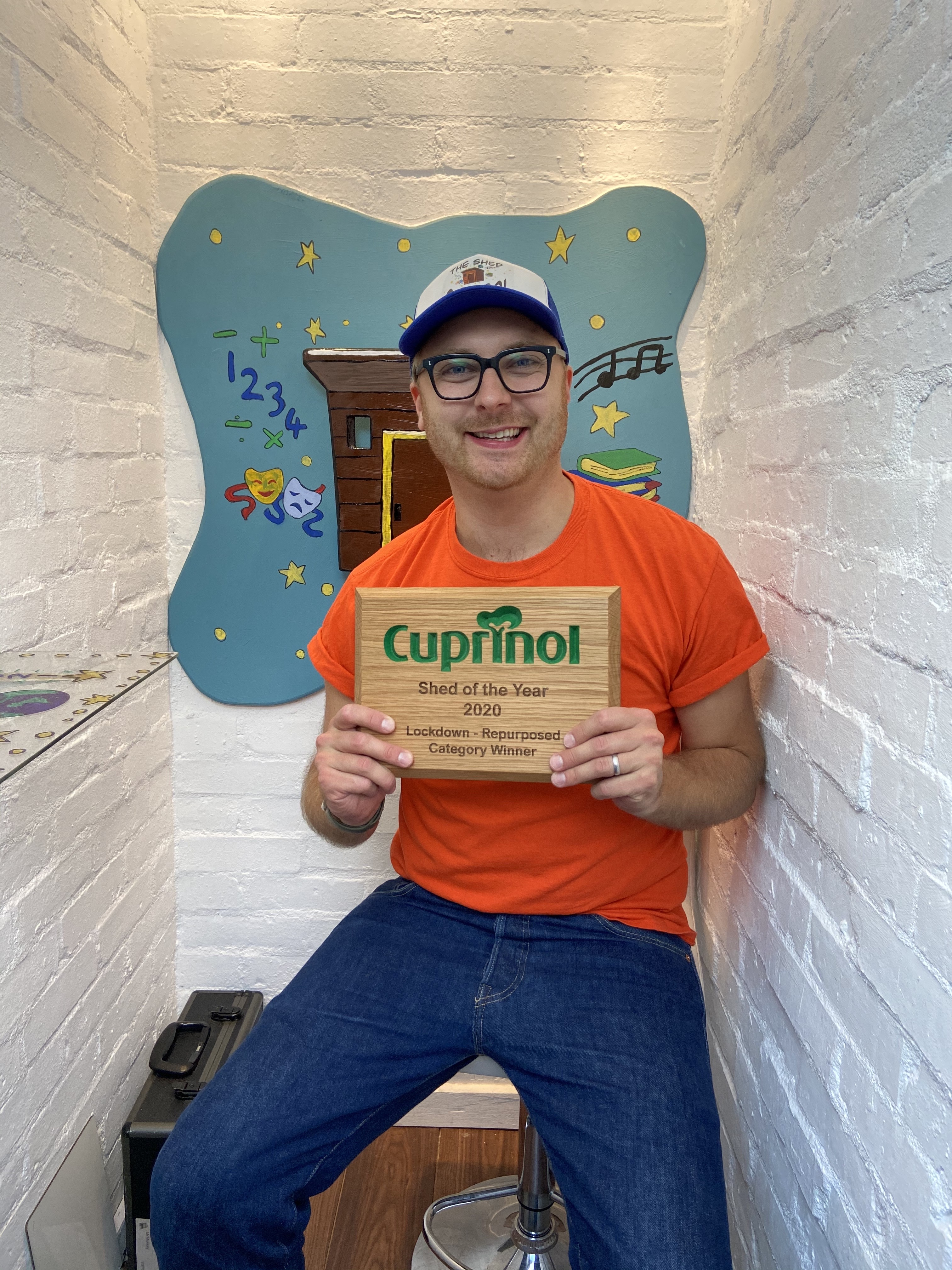Winner of the Special Commendation in the Cuprinol Shed of the Year 2020 competition
