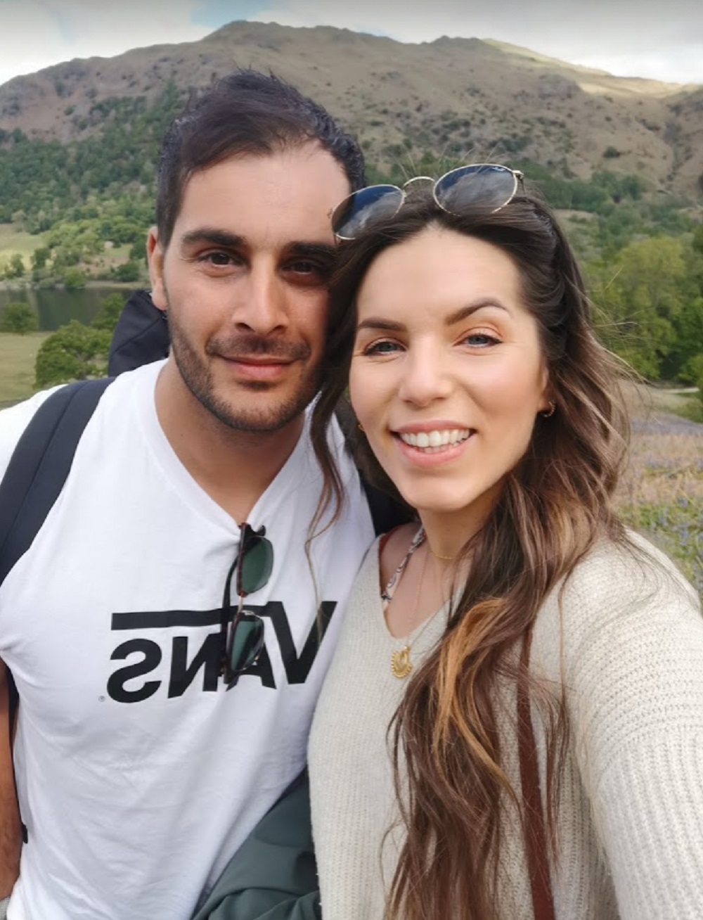 Ayman and Sally Fazeli