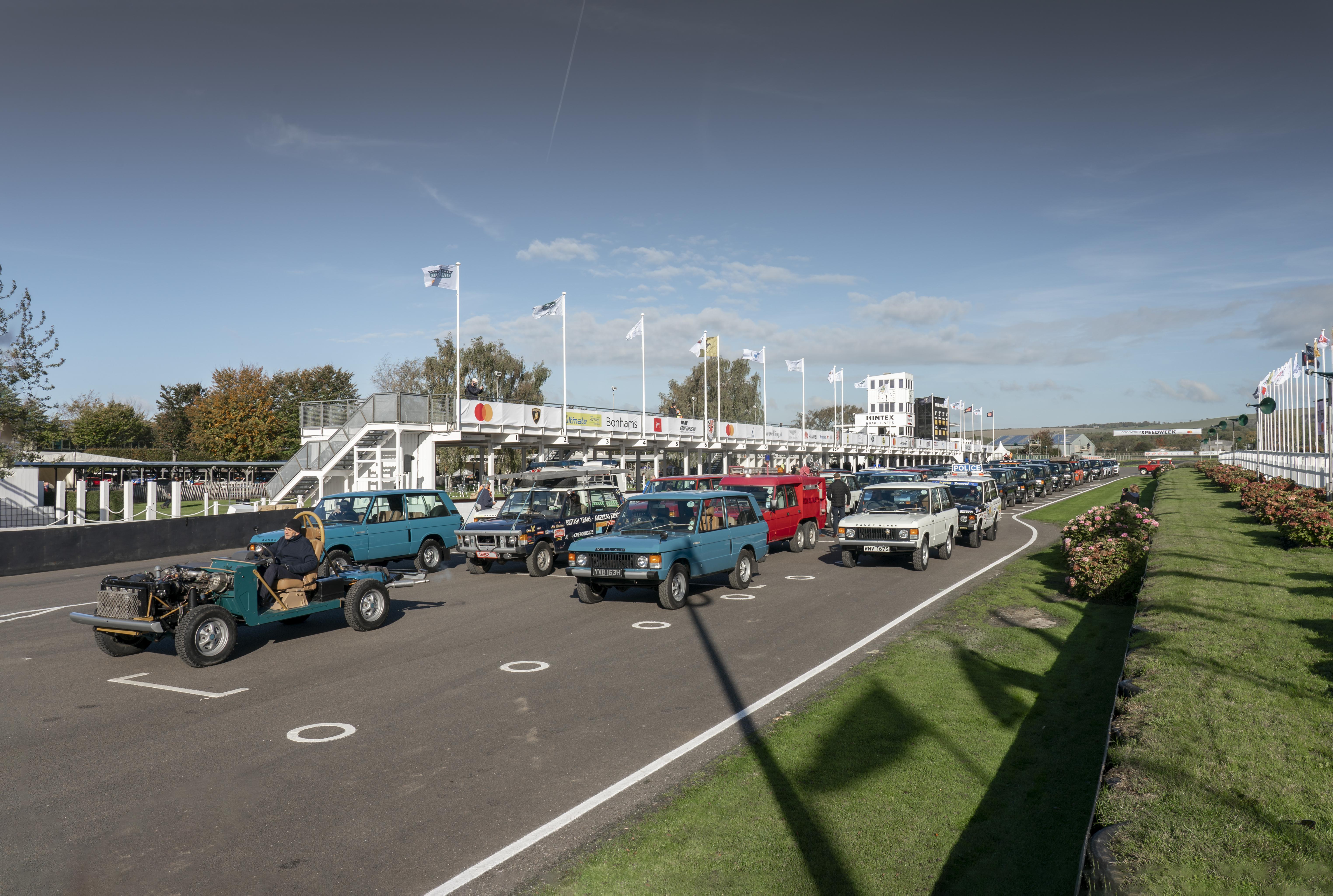 Range Rover 50 Years