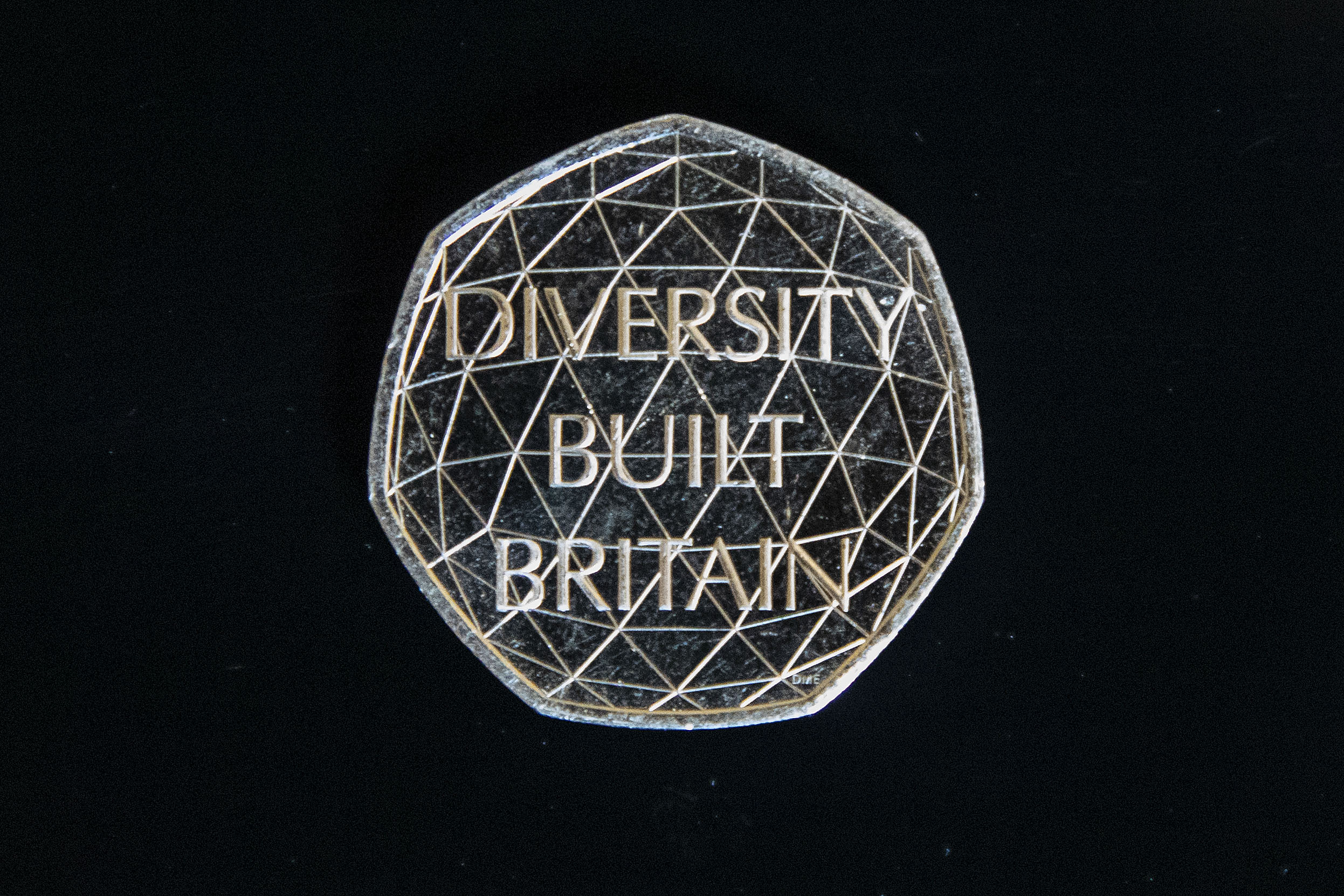 New 50p coin