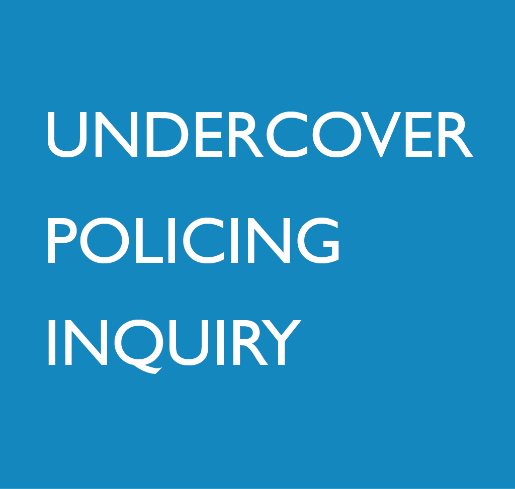Undercover Policing Inquiry
