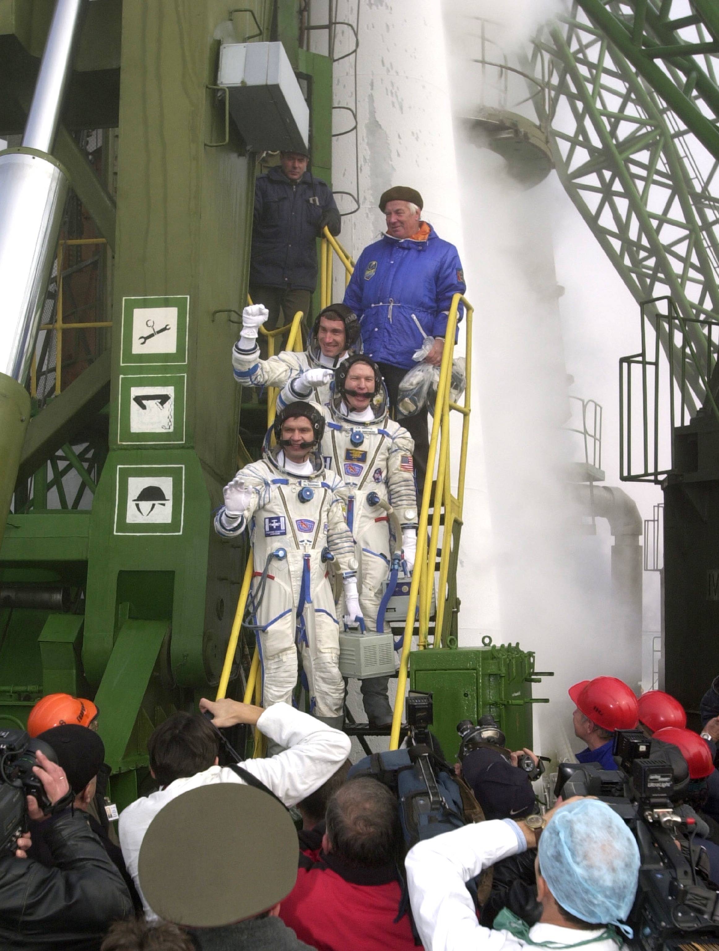 Expedition 1 crew