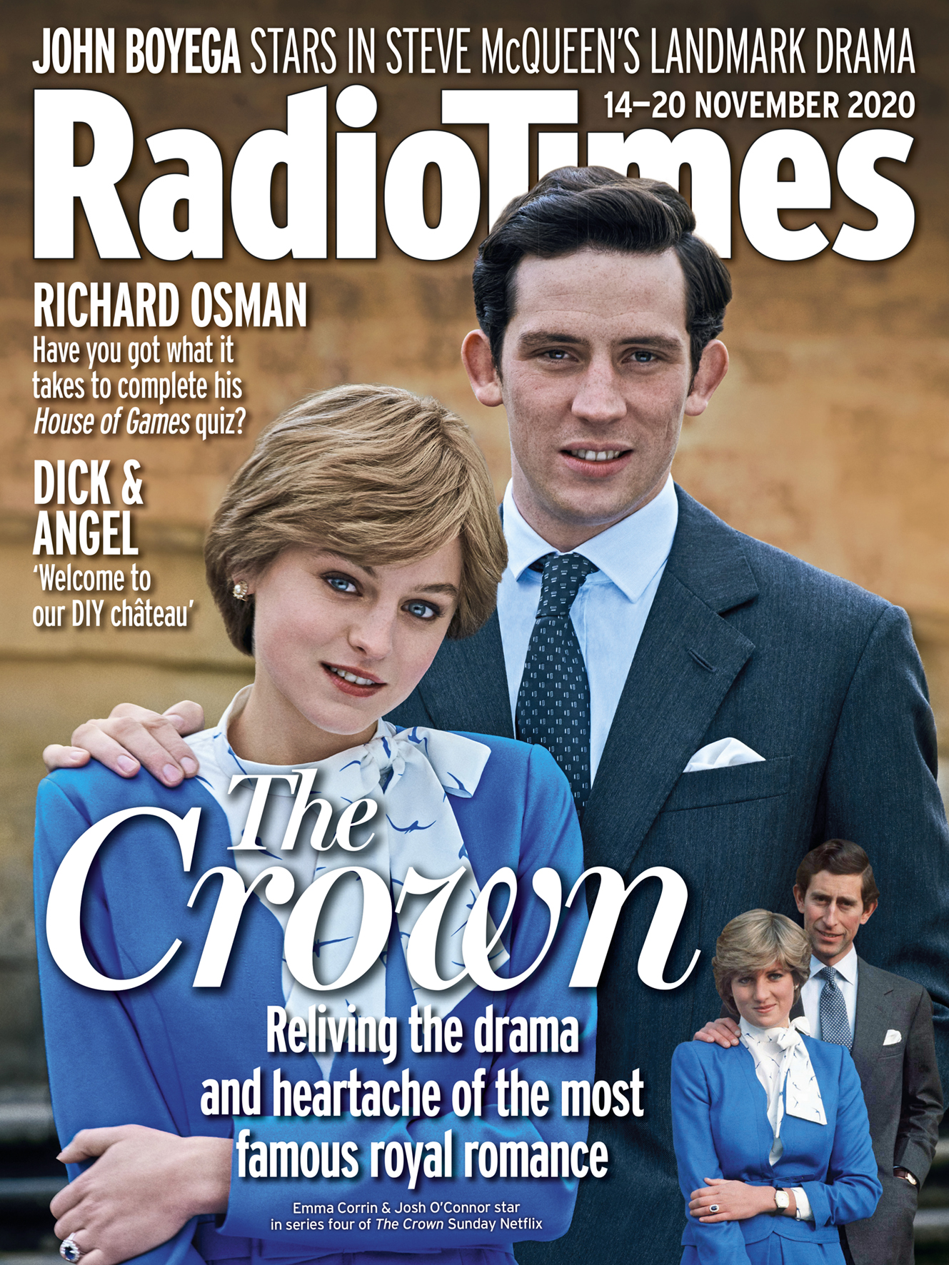 The fourth series of the royal drama is set in the late 1970s