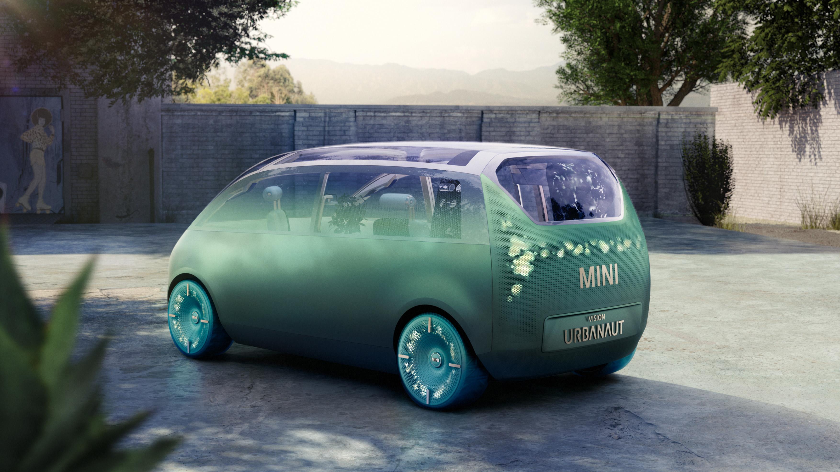 Mini Urbanaut Concept
