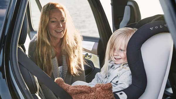 Many parents may be using the wrong child car seats, finds Volvo survey