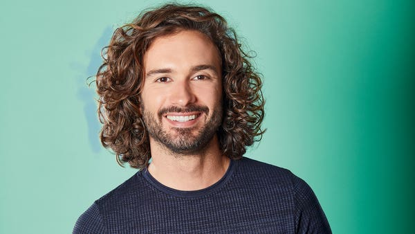 Joe Wicks: I'm healthy, fit and I've never tracked my calories