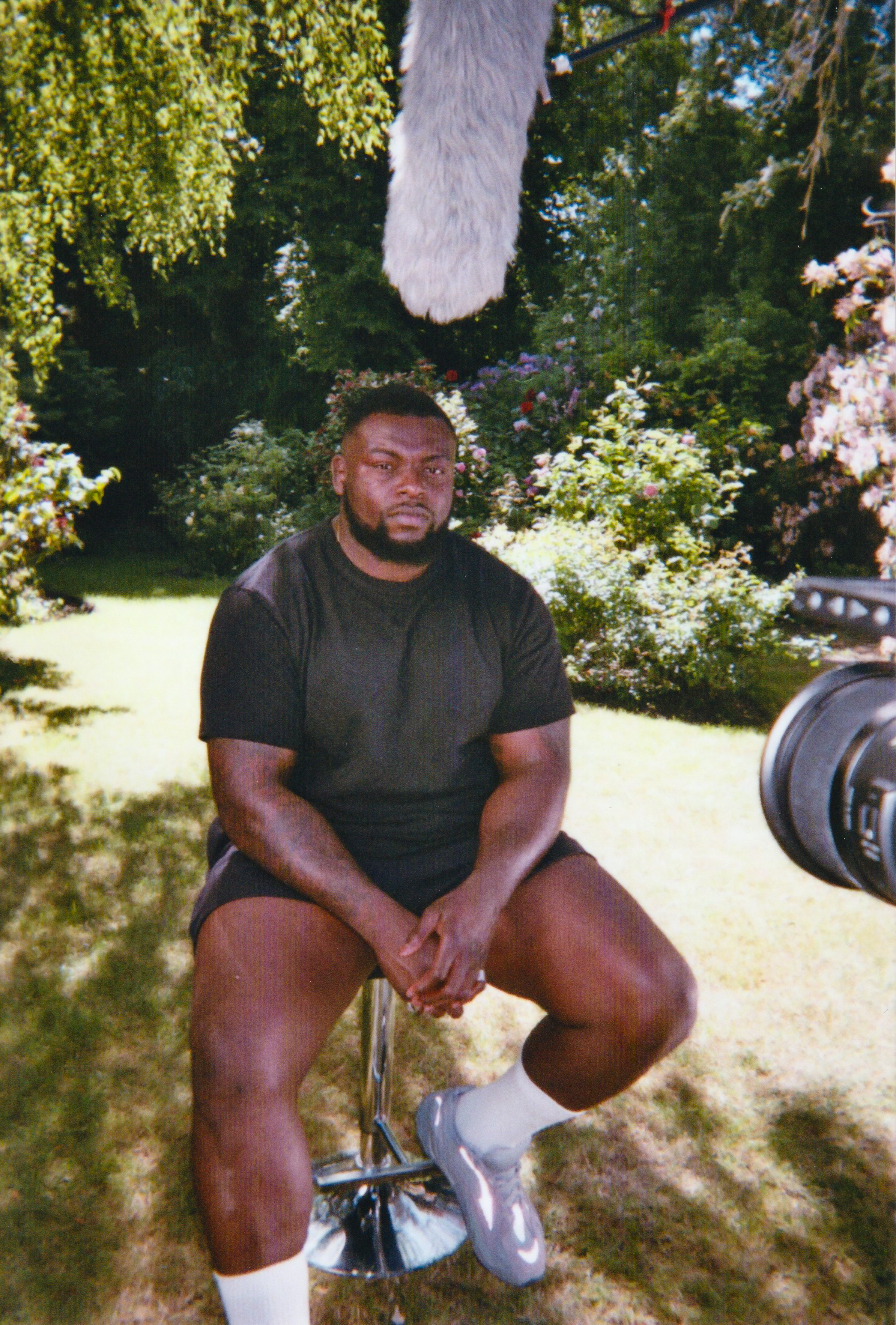 Ben Obano is making a documentary on race and class in rugby union