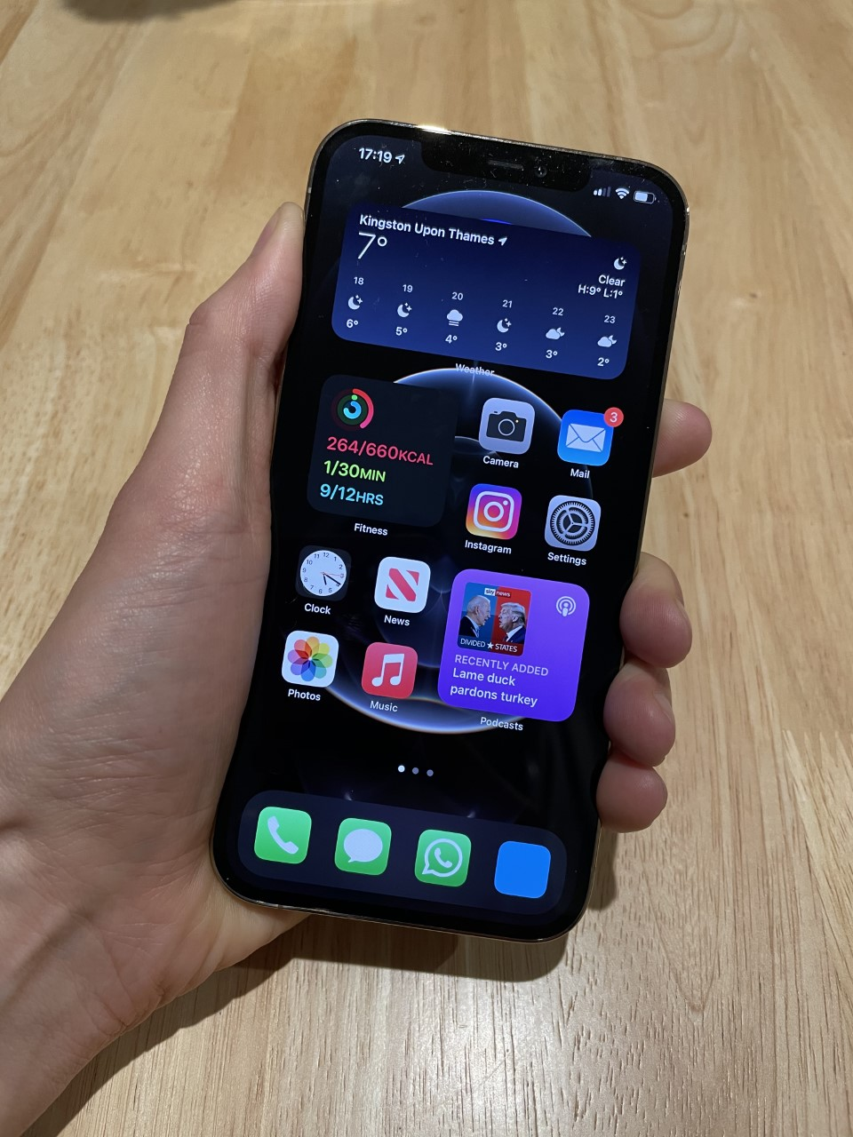 The iPhone 12 Pro Max