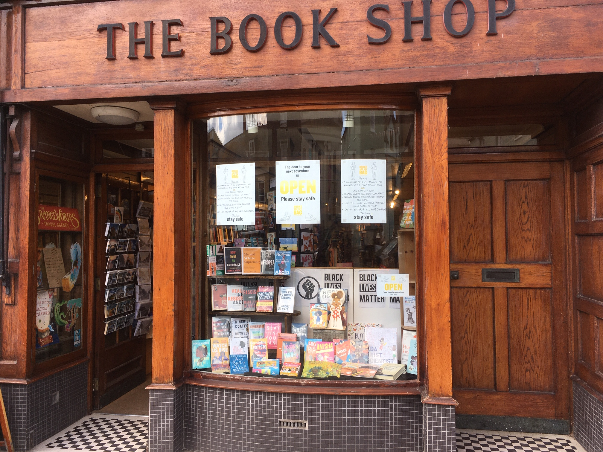 Bridport Bookshop, Bridport 2