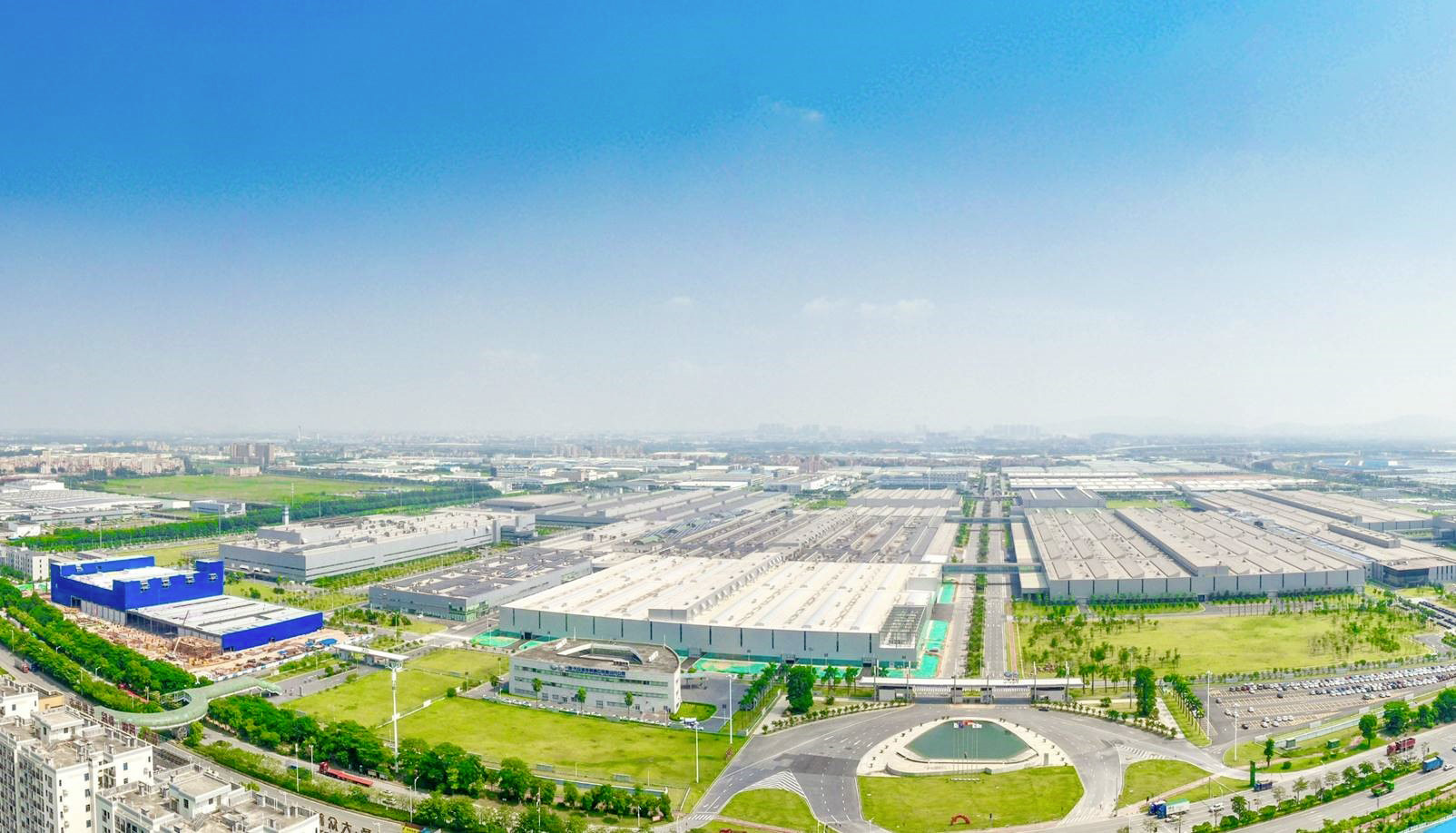 VW Group Factory China
