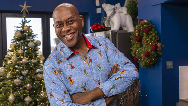 Ainsley Harriott: I never lost self-belief in my cooking style