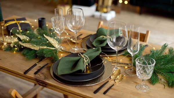 Dressed to impress: 12 ways to style the Christmas table