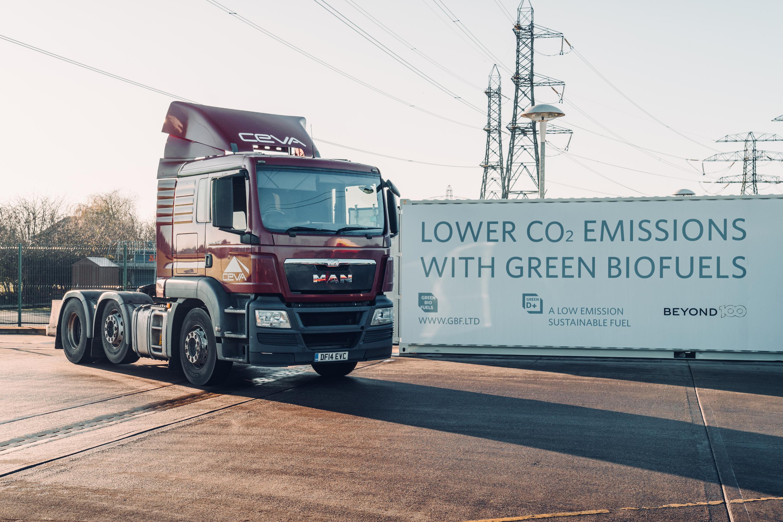 HVO Biofuel Bentley