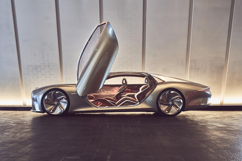 Bentley Beyond 100 concept