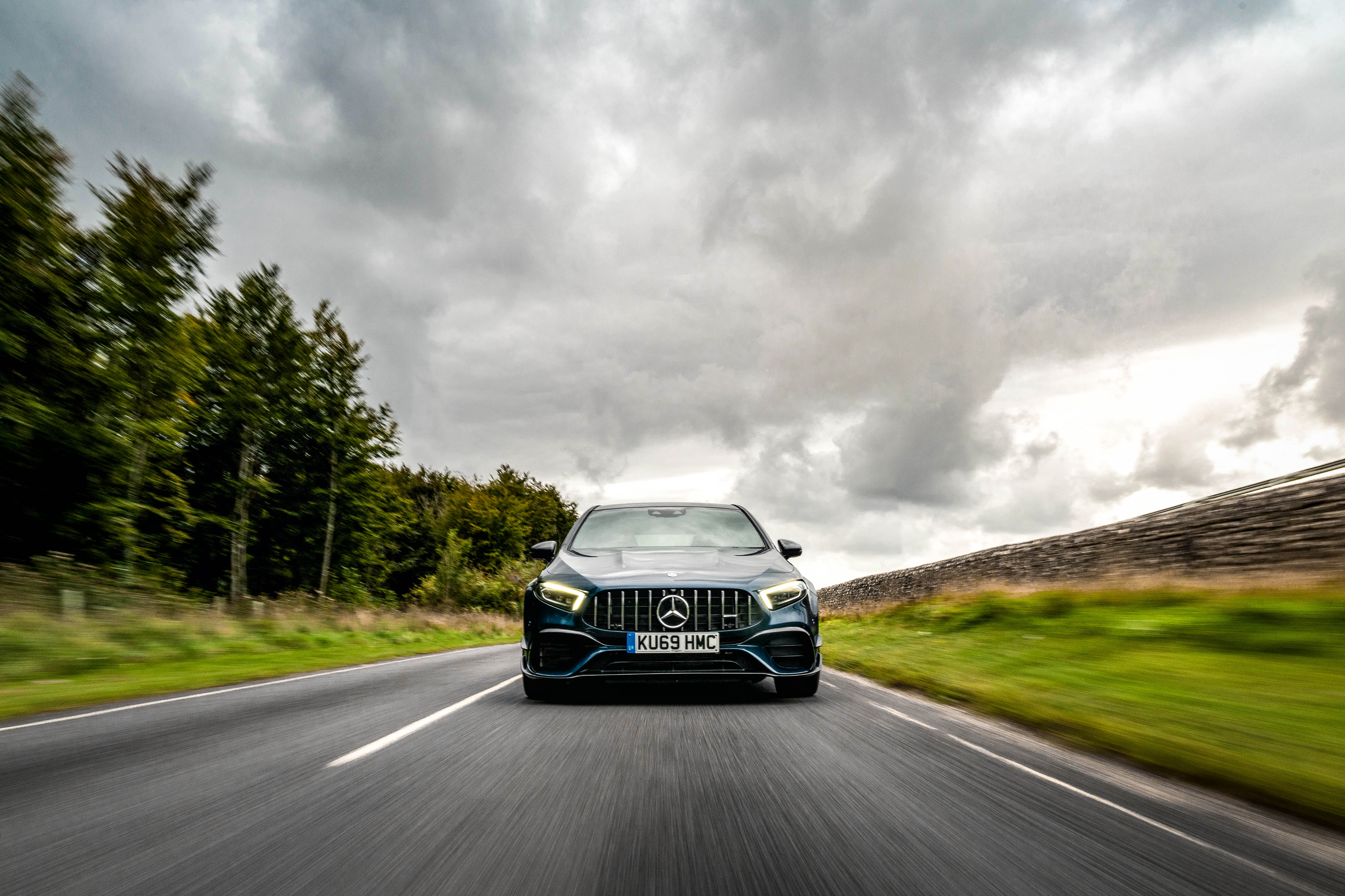 RTOTY20 - Mercedes-AMG A45S