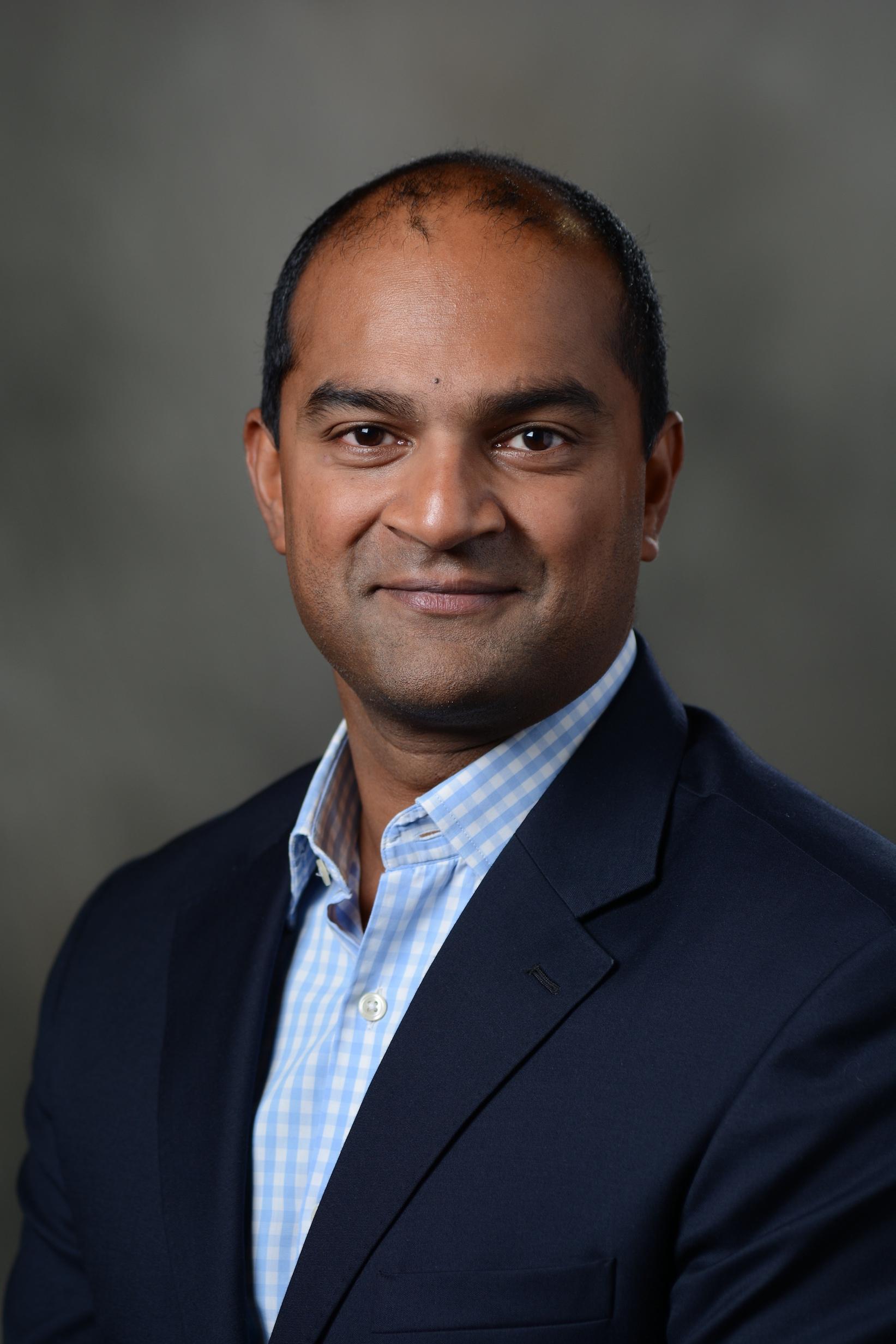 Dr Zudin Puthucheary