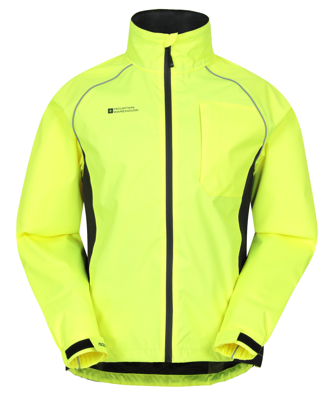 Mountain Warehouse Adrenaline Mens Iso-Viz Jacket,