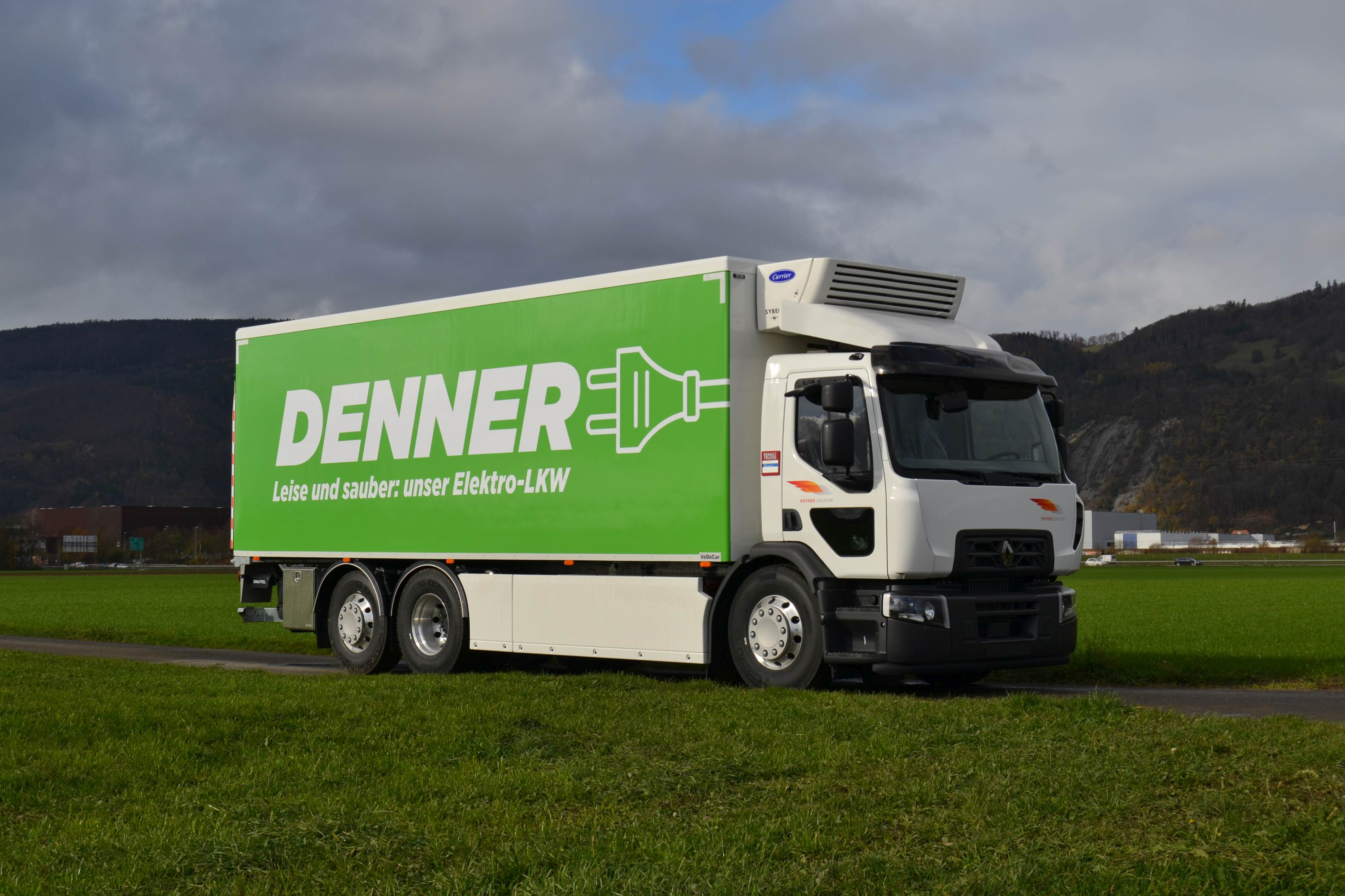 Rhyner Renault Trucks D Wide Z.E