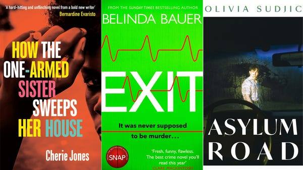 5 new books to read in lockdown