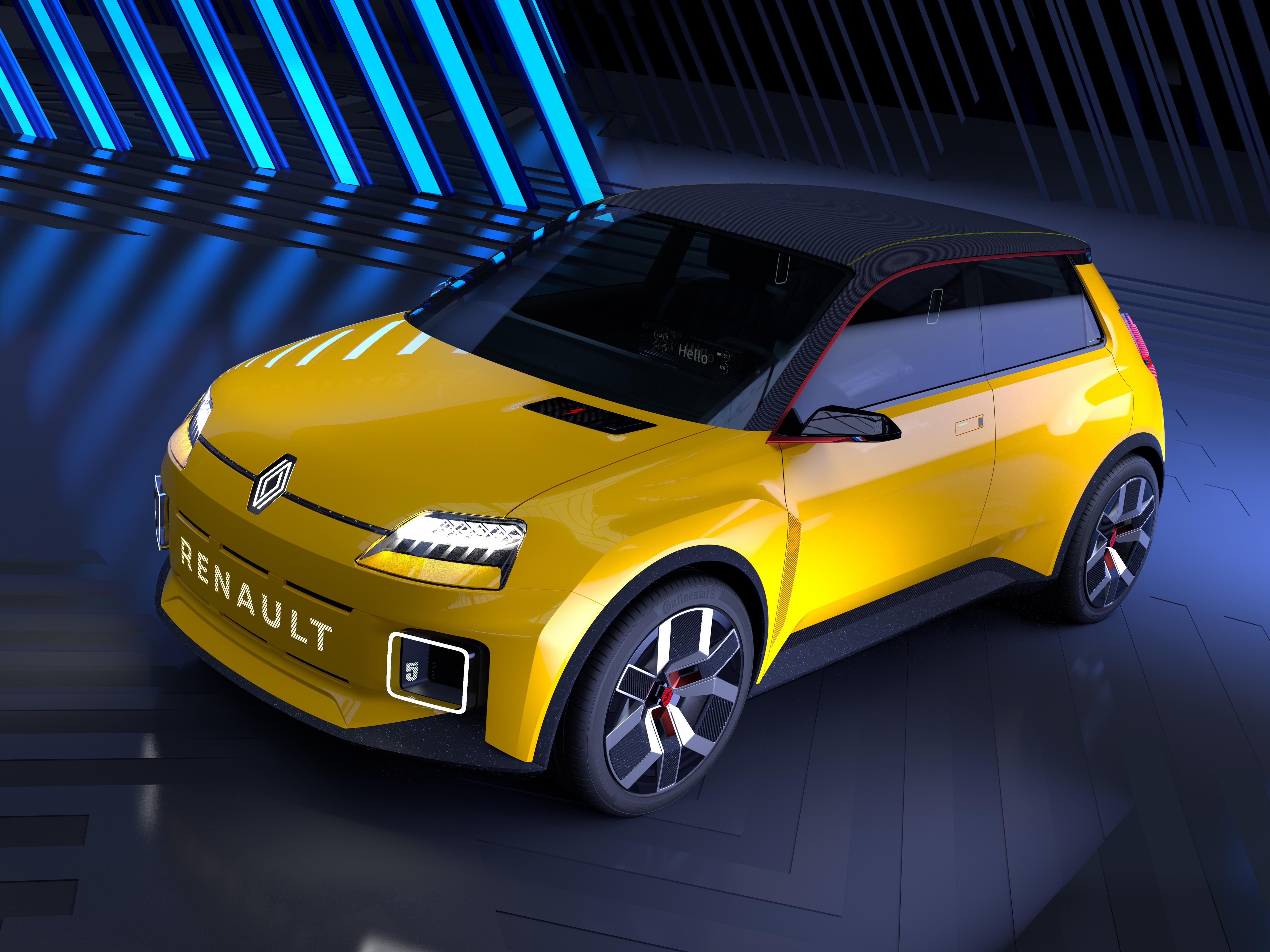 Renault 5 Concept