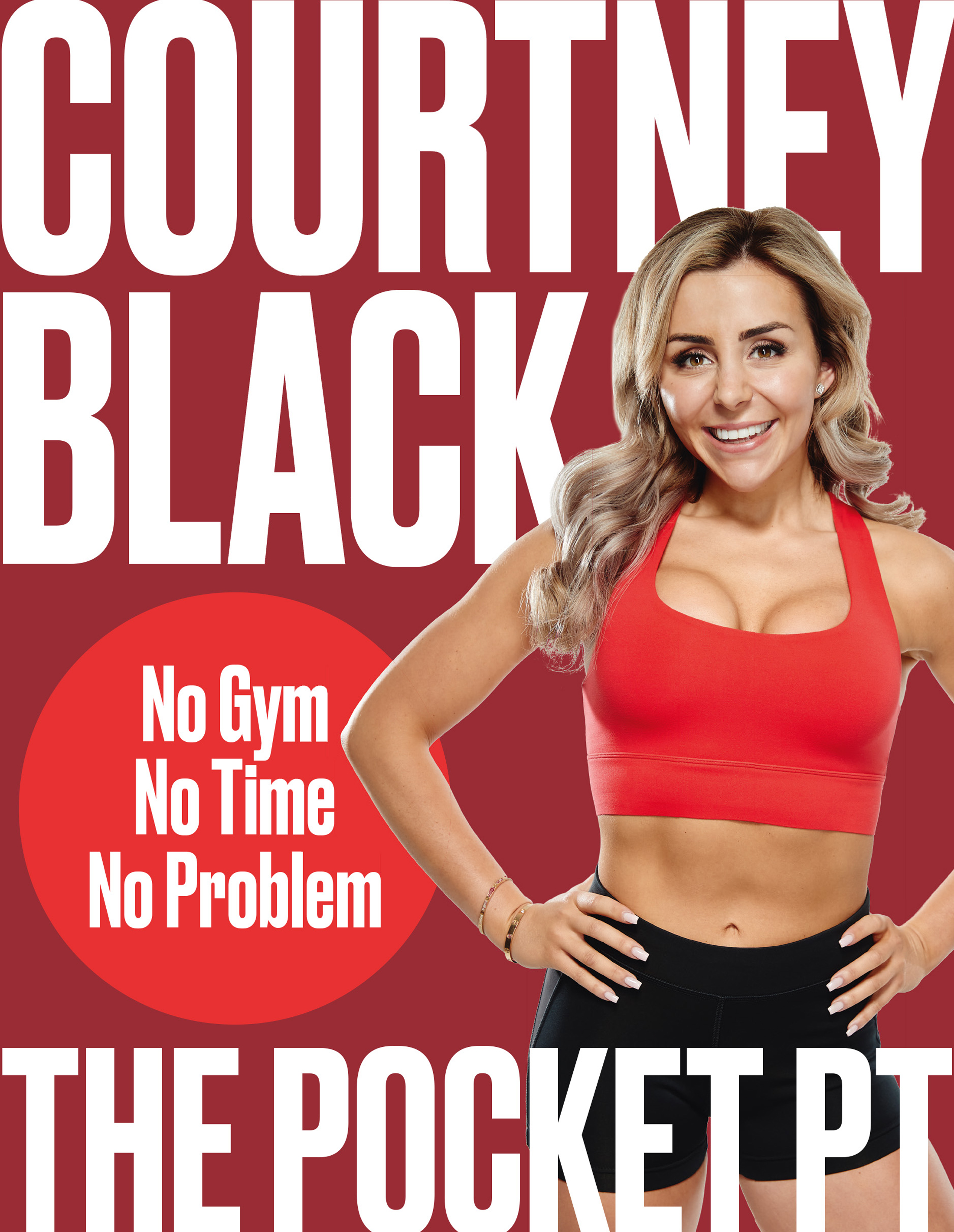 The Pocket PT by Courtney Black front cover