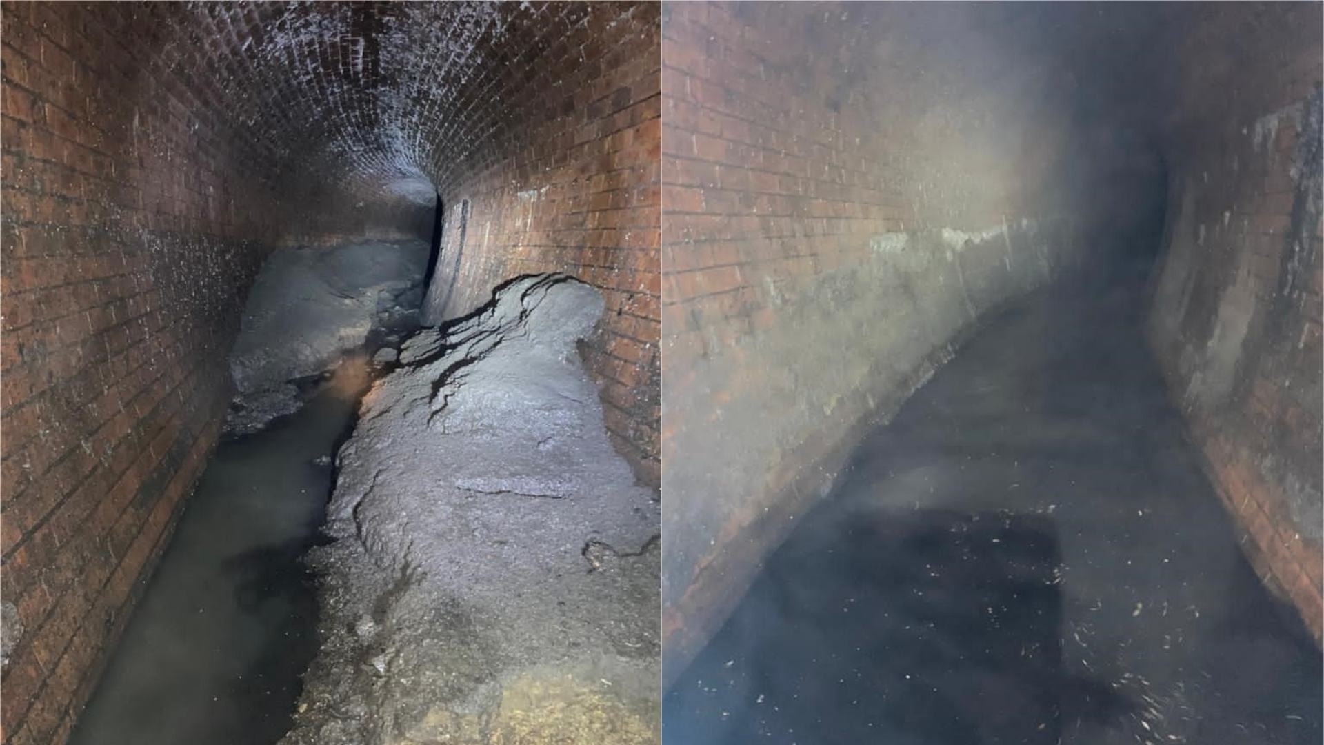 Disgusting fatberg the size of a house removed from sewer 1