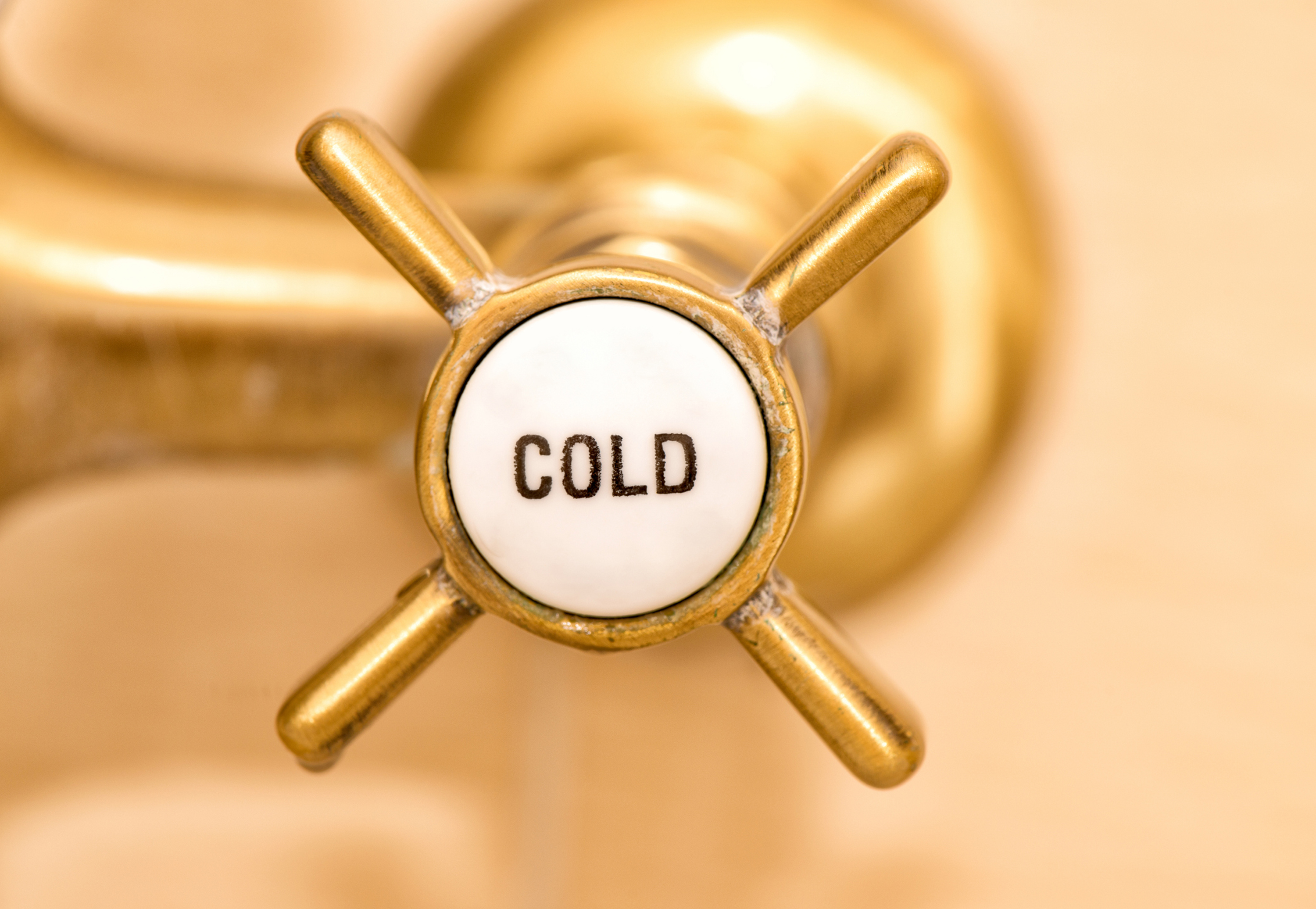 a cold tap