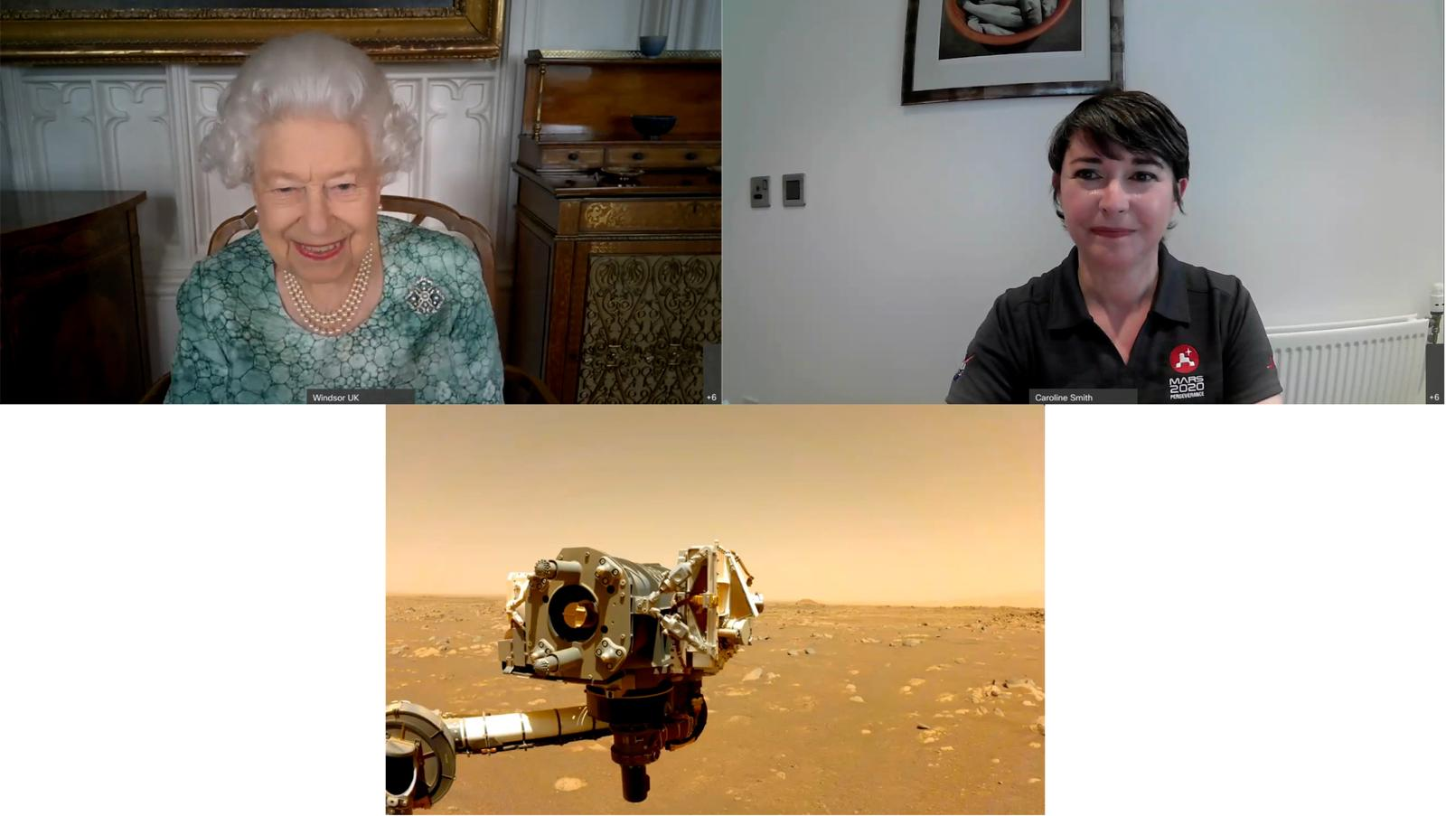 - 9843e34d a502 4942 bcea fdd07355818d - Queen reveals fascination with space exploits as she marks science week